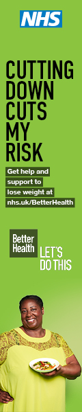 NHS Better Health campaign